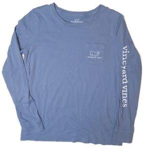Vineyard Vines XXS Long Sleeve Pocket T-Shirt